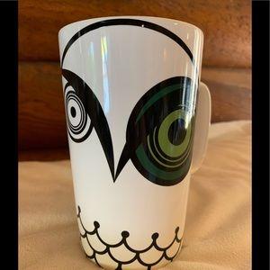 2014 14oz Starbucks Owl Mug